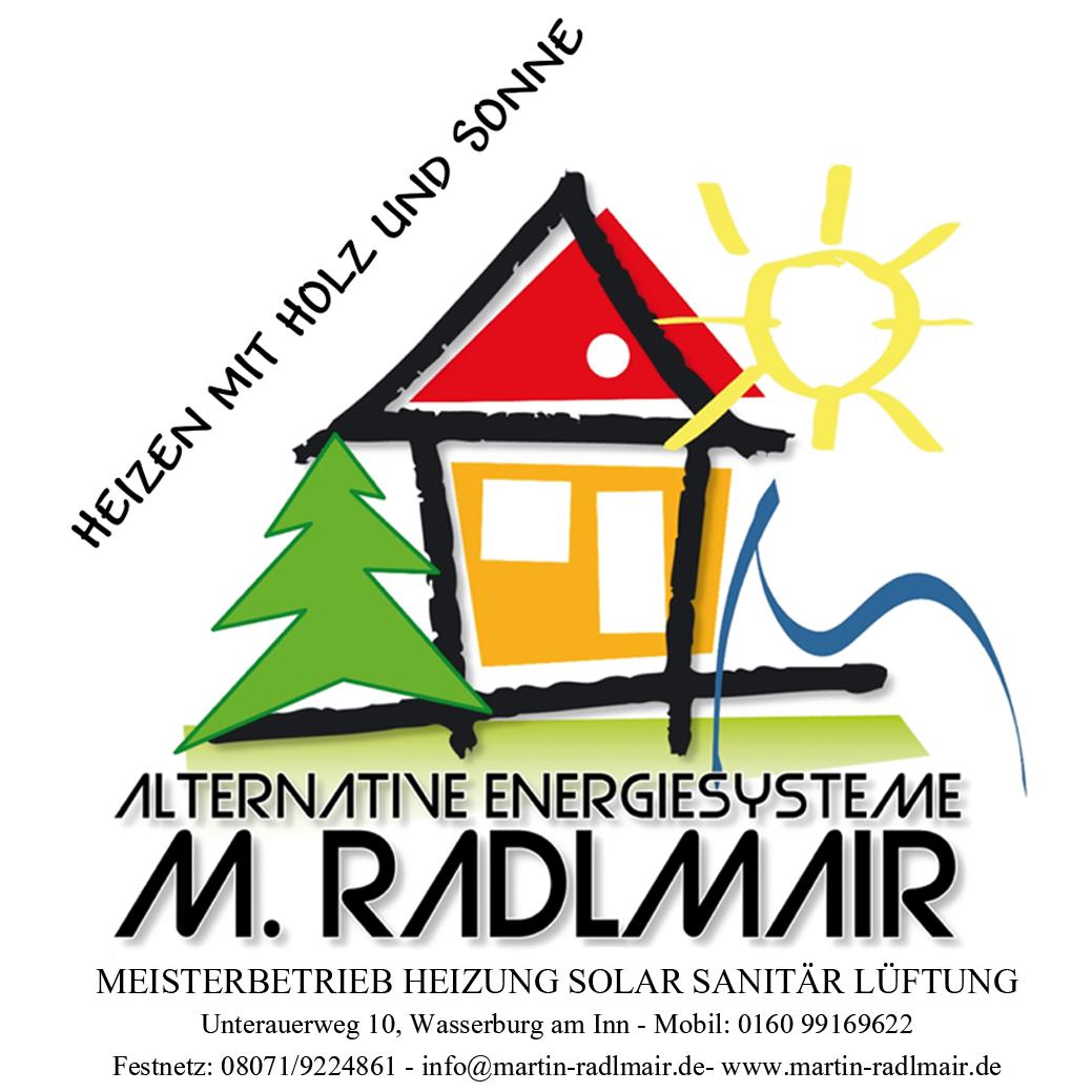 Alternative Energiesysteme - M. Radlmaier