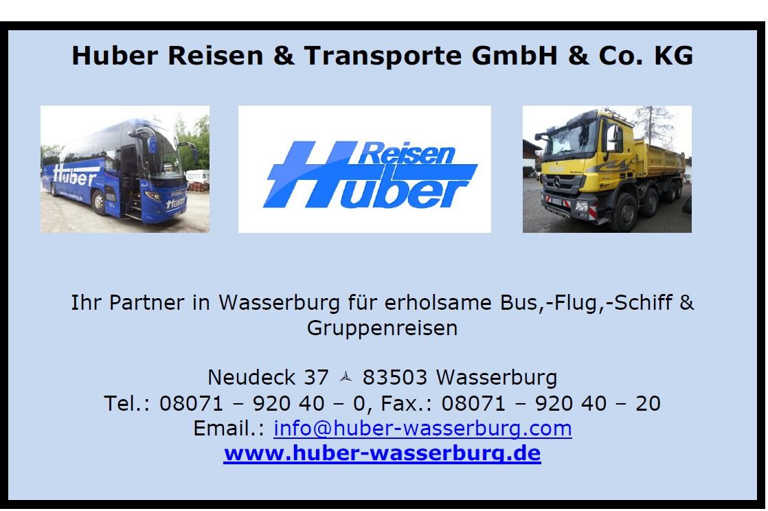 Huber Reisen u. Transporte GmbH u. Co. KG