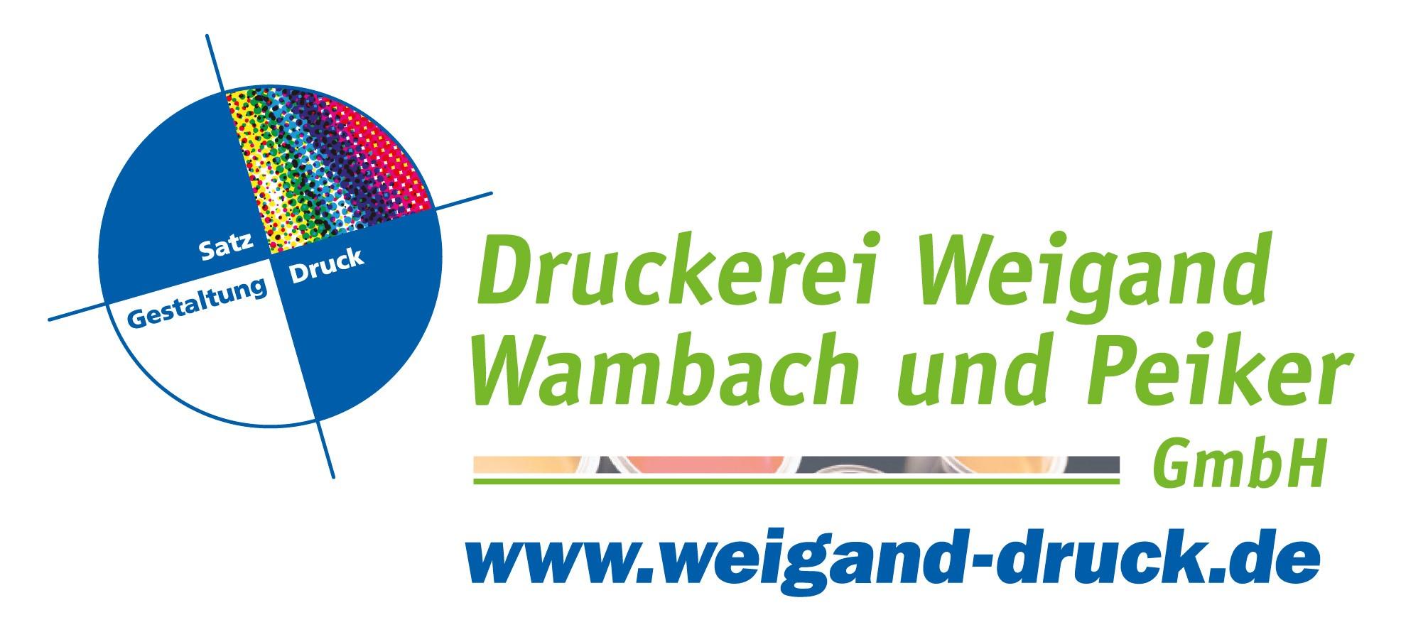 Druckerei Weigand Wambach und Peikert GmbH